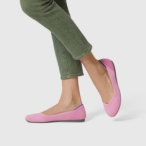 Rothy's The Flat Begonia pink Flats 10.5